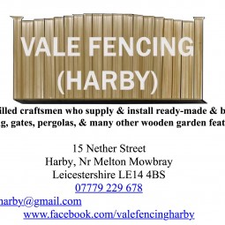 Vale Fencing (Harby)