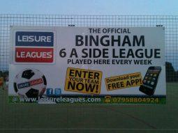 Leisure Leagues Nottingham East & Hucknall