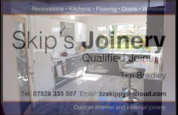 Skips joinery