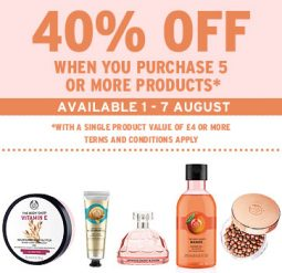 Body shop by Laura