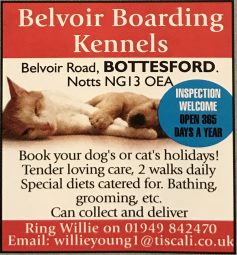Belvoir Boarding Kennels