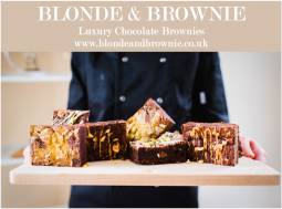 BLONDE & BROWNIE