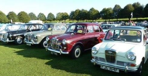 Belton Classic Car Show