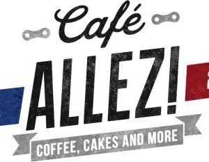 Cafe Allez logo tricolore 6.2017