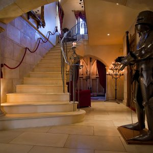ManorCourtStaircase&armour