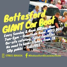 Bottesford Giant Car Boot